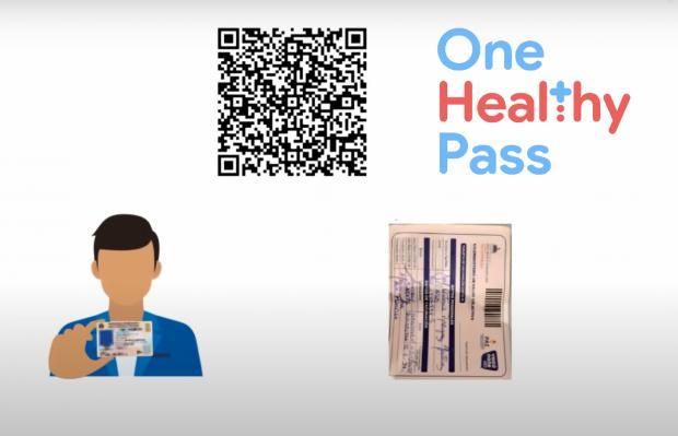 Lanzan nueva aplicación gratuita para portar tarjeta de vacuna de forma digital