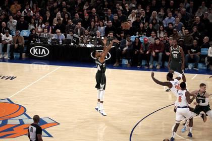 La NBA suspendió la temporada 2019-20 el 11 de marzo debido a la pandemia del coronavirus.