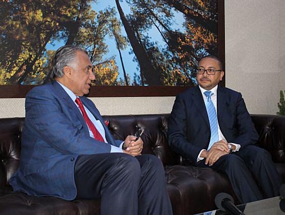 Los Gobiernos de Qatar y República Dominicana trabajan en estrecha cooperación en procura de la formalización de un acuerdo de colaboración mutua en materia deportiva.