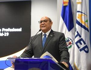 Rafael Santos Badía, director general INFOTEP.