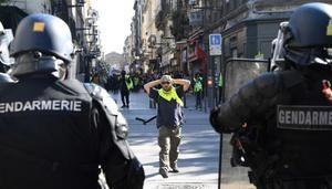 Amnistía Internacional denuncia la represión a los manifestantes en Francia.
