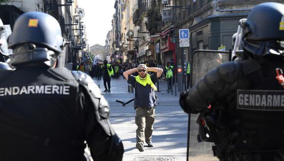 Amnistía Internacional denuncia la represión a los manifestantes en Francia