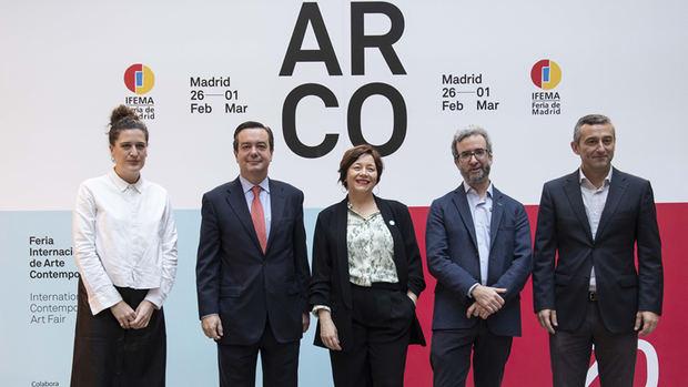 La feria ARCO reforzará la complicidad con los artistas en la edición de este año