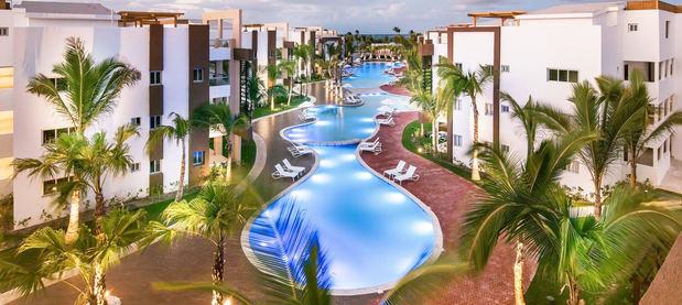 Radisson Blu Resort & Residence.