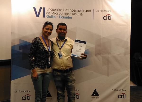 Empresa representó a RD en VI Encuentro Latinoamericano de Microempresas CITI