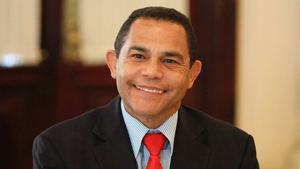 Rafael Ovalles, Director General INFOTEP.