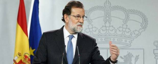 Rajoy cesa a Puigdemont y convoca elecciones el 21 de diciembre