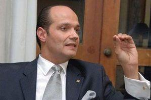 Precandidato presidencial por el Partido Nacional Voluntad Ciudadana, Ramfis Trujillo.