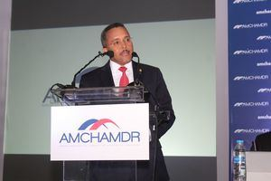 Ramón Ortega, presidente del Consejo Directivo de AMCHAMDR.