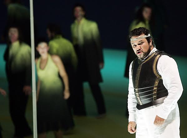 El tenor azteca Ramón Vargas es la principal figura internacional invitada a la Gran Gala Lirica con motivo del aniversario 46 del Teatro Nacional, el 28 de este mes de agosto.