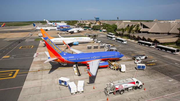 Aeropuerto Internacional de Punta Cana activa plan de contingencia ante Huracán Irma