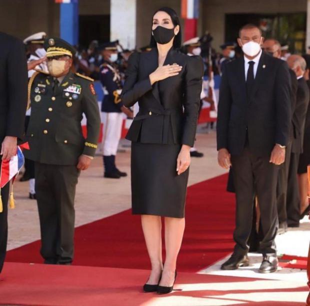 Raquel Arbaje, Primera Dama de la República