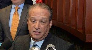 Secretario general del Partido de la Liberación Dominicana, PLD, Reinaldo Pared Pérez.