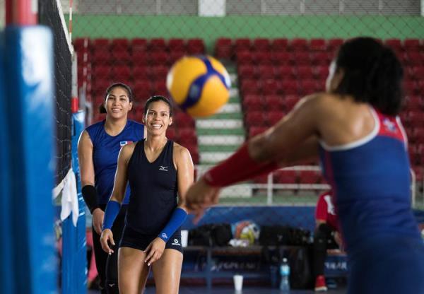 """Las """"Reinas del Caribe"""" viajarán a Brasil a preparar el preolímpico de enero"""