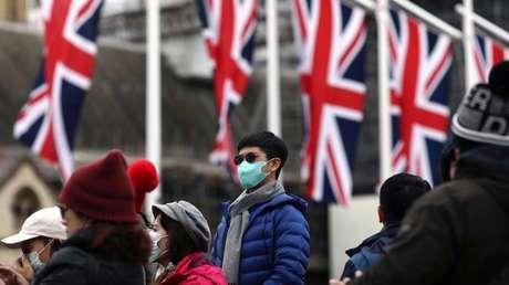 El Reino Unido registra 468 nuevas muertes por COVID-19 y 3,451 contagios