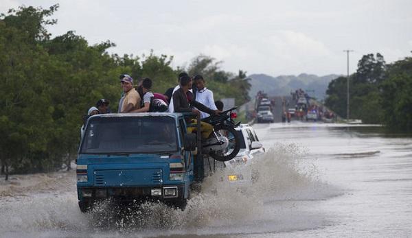 Informe cuestiona falta de fondos en RD para prevenir desastres