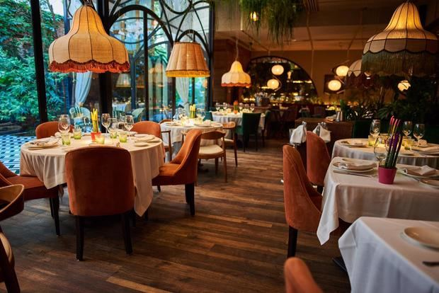 Restaurante Amazónico, Madrid.