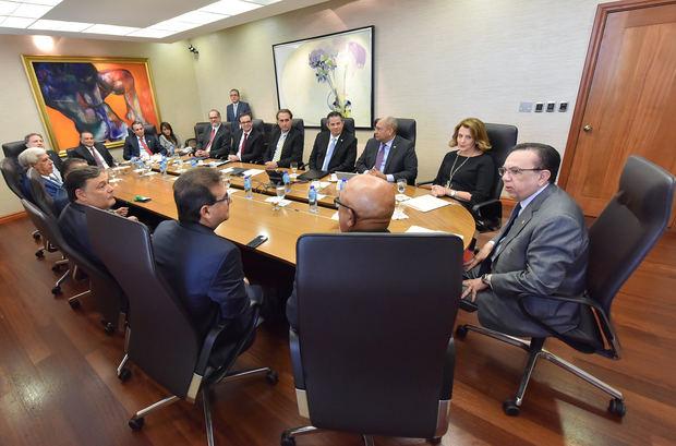Reunión BCRD y  Asociaciones de Ahorros y Préstamos.