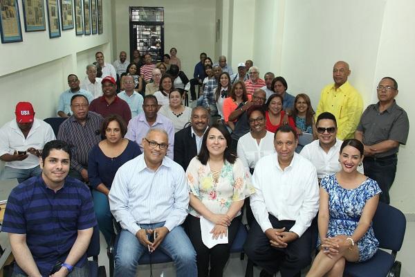 Acroarte inicia trabajos para celebrar 35 aniversario de Premios Soberano