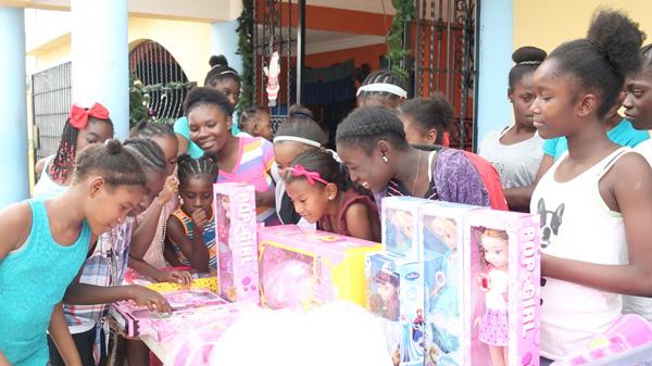 Plan Social distribuyó 300 mil juguetes durante festividades del Día de Reyes