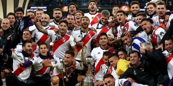 River Plate campeón de la Copa Libertadores tras vencer a Boca Juniors