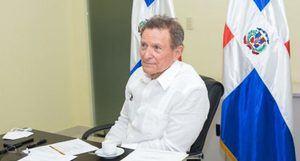 Canciller Roberto Álvarez.