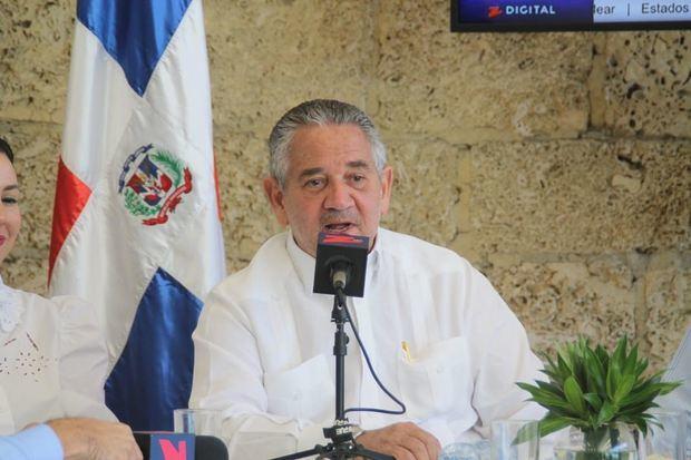 presidente de la Asociación de Hoteles del Malecón, Roberto Enríquez.