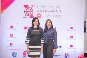 Rocío Valdez y Mirla Taveras.