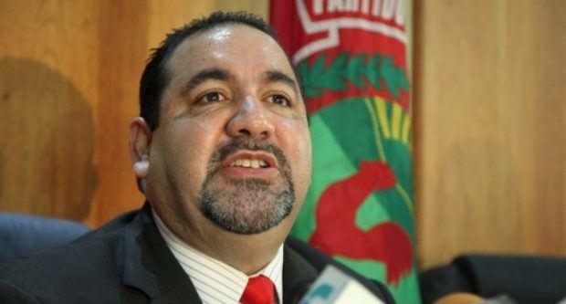 Secretario general del PRSC, Ramón Rogelio Genao.