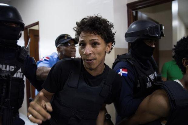 Rolfi Ferrera Cruz, de 25 años, uno de varios detenidos por el caso de Ortiz, enfrenta cargos por drogas y porte de arma de fuego.