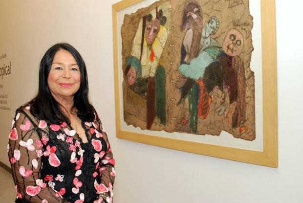 La artista Rosa Tavárez seleccionada Premio Nacional de Artes Visuales 2017