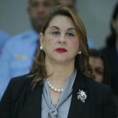 La cónsul general en Shanghái, Rosa Julia Rodríguez.