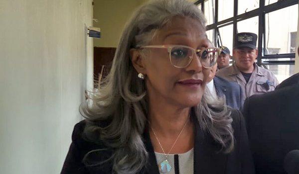 Poder Judicial suspende directora Registros de Títulos implicada en fraude