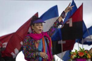 La vicepresidenta nicaragüense, Rosario Murillo.