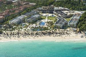 Vista área del Hotel Royalton Punta Cana Resort & Spa.