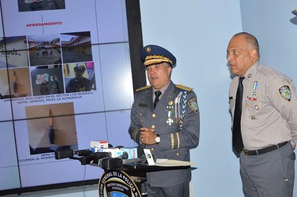 Es arrestado en Higüey presunto asesino de empleada de joyería