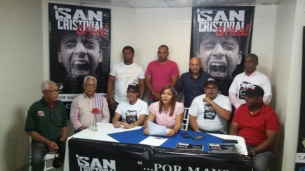 Solicitan en San Cristóbal que el Presidente asista actos Día de la Constitución