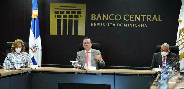 Banco Central pronostica que el 2021 finalizará con un crecimiento económico entre 8 y 9%