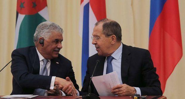 Rusia y RD se felicitan por el 75 aniversario de sus relaciones