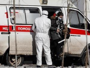 Moscú impone más restricciones para luchar contra la pandemia del coronavirus.