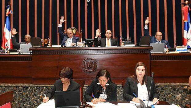 Senadores aprueban en segunda lectura proyecto modifica la Seguridad Social