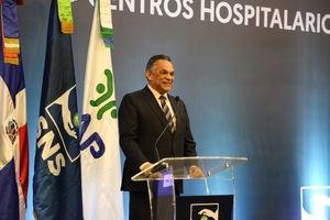 Ramón Ventura Camejo, titular el Ministerio de Administración Pública, MAP.