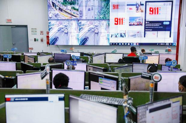 Más de 351 mil emergencias registradas por el 911 en primer semestre del año