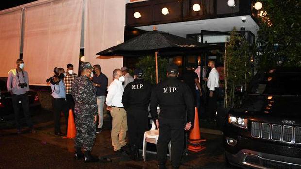 Ministerio de Salud y autoridades verifican cumplimiento de normas y protocolos en bares y restaurantes