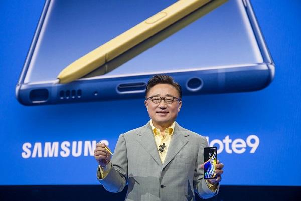 El nuevo y súper poderoso Galaxy Note9: para los que lo quieren todo