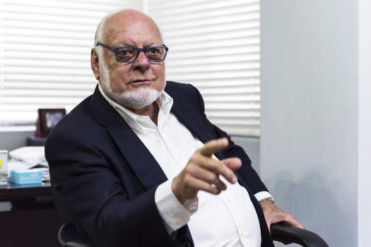 Samuel Conde,  rinde informe de su gestión durante el período 2018-2020