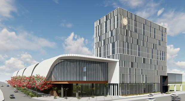 Grupo Ágora en alianza con Hilton anuncian complejo turístico Santiago Center