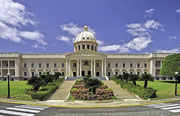 Palacio Nacional de la República Dominicana.