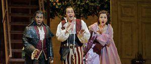 Ópera Il Barbiere di Siviglia de Rossini