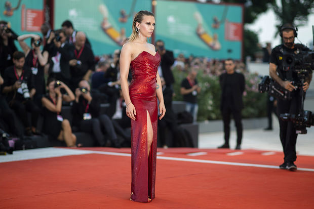 Derroche de glamour y lujo sobre la alfombra roja de la Mostra de Venecia